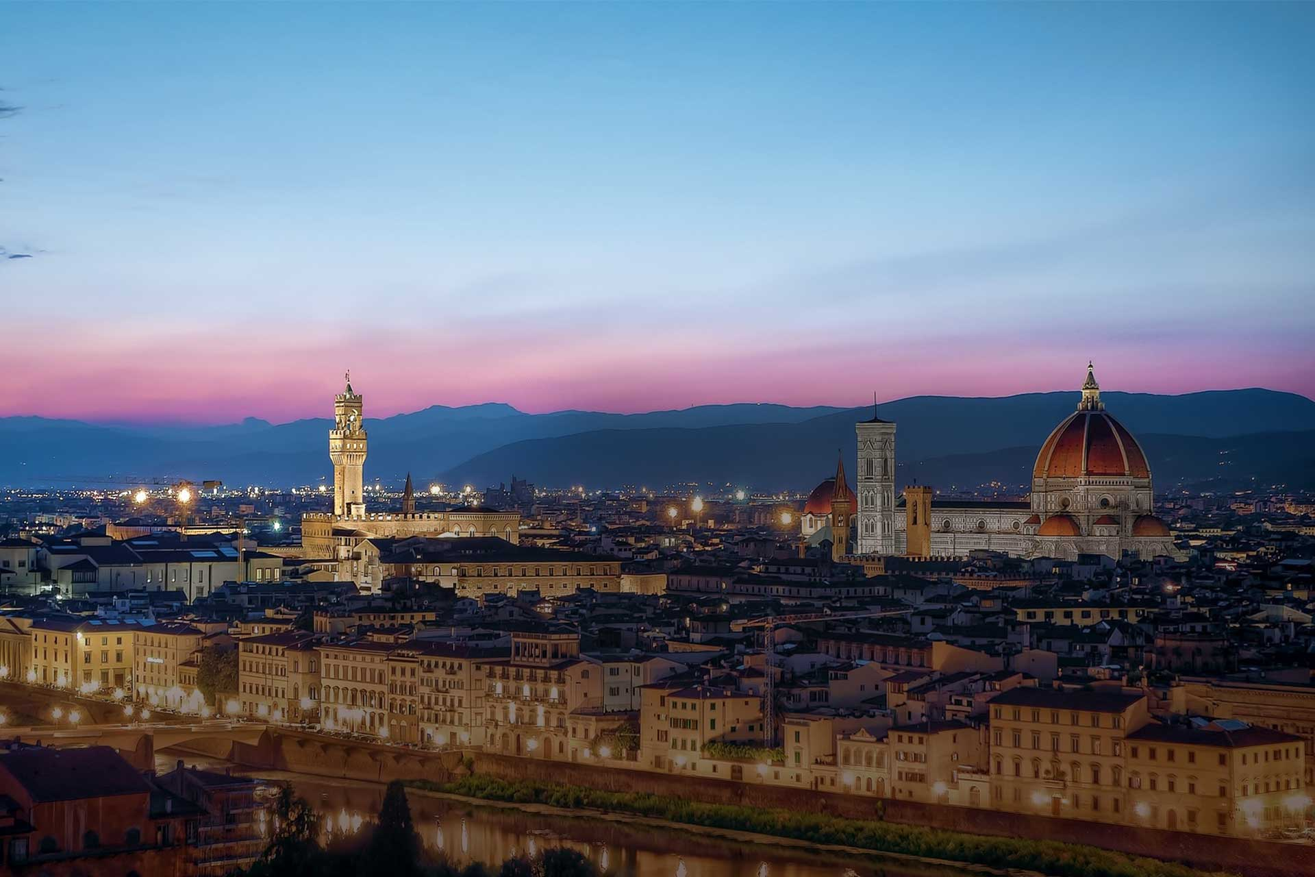 Day trip Rome to Florence - Prima Classe Italy