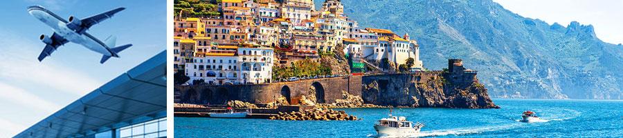 Transfers-FCO-Amalfi
