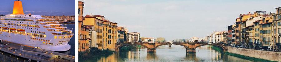 Transfers-CivitavecchiaCruisePort-Florence
